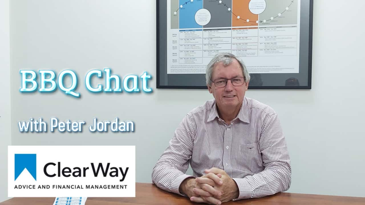 BBQ Chat with Peter Jordan